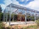 Строительство цеха металлообработки ООО